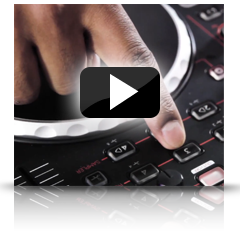 Reloop Terminal Mix 4 live tutorial, Reloop Terminal Mix 4 live demo